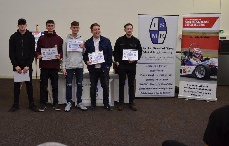 Warwickshire College Apprentices 2018